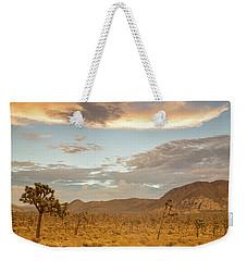 Hidden Valley Sunrise Weekender Tote Bag