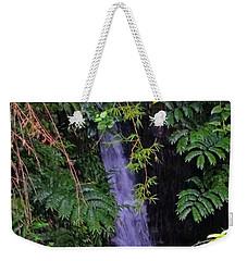 Small Hidden Waterfall  Weekender Tote Bag