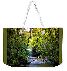 Weekender Tote Bag featuring the photograph Hidden Wonders by Marvin Spates