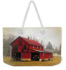 Hide Away Weekender Tote Bag