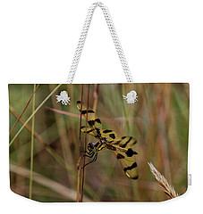 Hiding In The Tall Grass Weekender Tote Bag by Steve Gravano