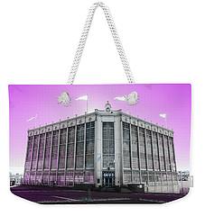 Higgins Armory In Infrared Weekender Tote Bag