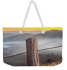 High Country Weekender Tote Bag by Az Jackson