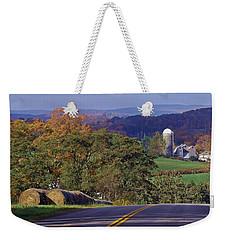 High Country Weekender Tote Bag
