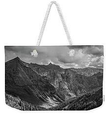High Country Valley Weekender Tote Bag