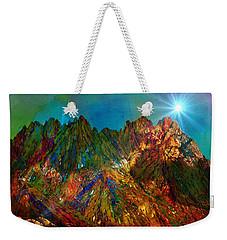 High Desert Colors Weekender Tote Bag