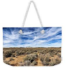 High Desert Weekender Tote Bag