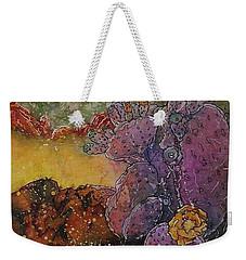 High Desert Spring Weekender Tote Bag
