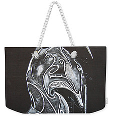 High Elven Warrior Helmet Weekender Tote Bag