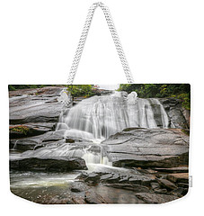 High Falls Of Dupont State Forest Weekender Tote Bag