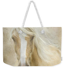 Spun Sugar Weekender Tote Bag by Colleen Taylor