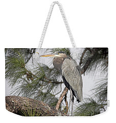 High In The Pine Weekender Tote Bag
