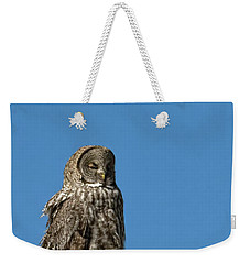 High Lookout Weekender Tote Bag