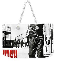 High Noon, Gary Cooper Weekender Tote Bag by Thomas Pollart