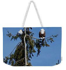 High Perch Weekender Tote Bag
