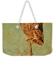 High Perch Weekender Tote Bag