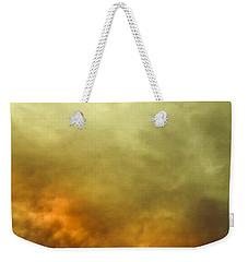 Weekender Tote Bag featuring the photograph High Pressure Skyline by Jorgo Photography - Wall Art Gallery