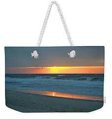 High Sunrise Weekender Tote Bag