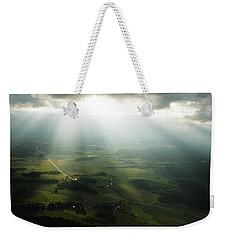 High Weekender Tote Bag