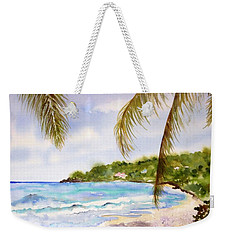 High Tide At Brewers Weekender Tote Bag
