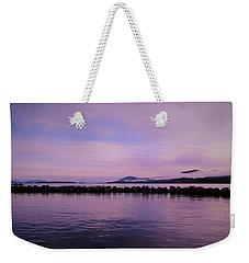 High Tide Weekender Tote Bag by Karen Horn
