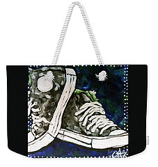 High Top Heaven Weekender Tote Bag by Jackie Carpenter