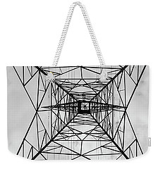 High Voltage Power Weekender Tote Bag