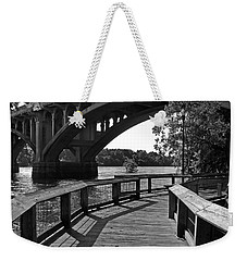 High Water Gervais St. Bridge Weekender Tote Bag