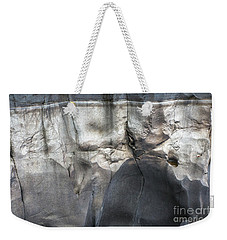 High Water Mark Rock Art By Kaylyn Franks Weekender Tote Bag