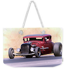 Highboy Coupe Weekender Tote Bag