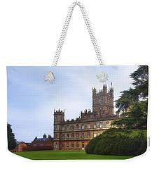 Highclere Castle Weekender Tote Bag