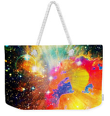 Higher Perspective Weekender Tote Bag