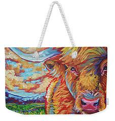 Highland Breeze Weekender Tote Bag