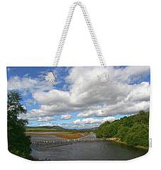 Highland Brora Weekender Tote Bag