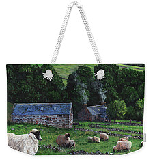 Highland Croft Weekender Tote Bag