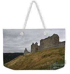Weekender Tote Bag featuring the photograph Highlands 2 by Mary-Lee Sanders