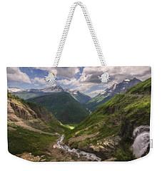 Highlands Weekender Tote Bag by Adam Asar