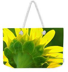 Highlight Sunflower Weekender Tote Bag