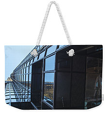 'highrise' Weekender Tote Bag