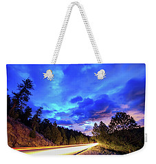 Highway 7 To Heaven Weekender Tote Bag by James BO Insogna