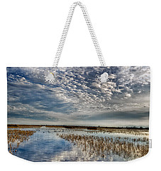 Highway In The Clouds Weekender Tote Bag