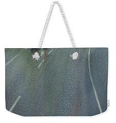 Highway On The Rain02 Weekender Tote Bag by Helal Uddin