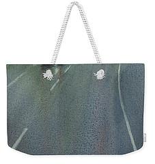 Highway On The Rain02 Weekender Tote Bag