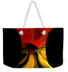 Highway To Perdition  Weekender Tote Bag by Thibault Toussaint