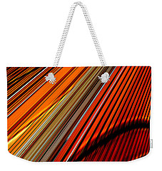 Highway To Sun Weekender Tote Bag by Thibault Toussaint