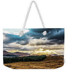 Higlands Wonders Weekender Tote Bag by Anthony Baatz