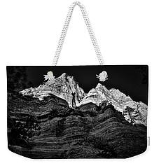 Hiking At Tent Rocks - New Mexico Weekender Tote Bag