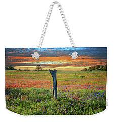 Hill Country Heaven Weekender Tote Bag