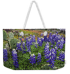 Hill Country Palette Weekender Tote Bag
