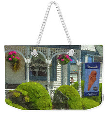 Hilliards Chocolates And Ice Cream Weekender Tote Bag